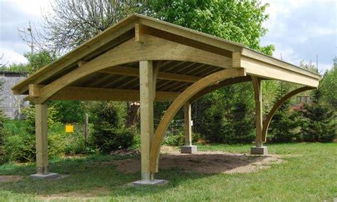 small ladari casette d ete bespoke glue laminated carport revelatio garden shed and