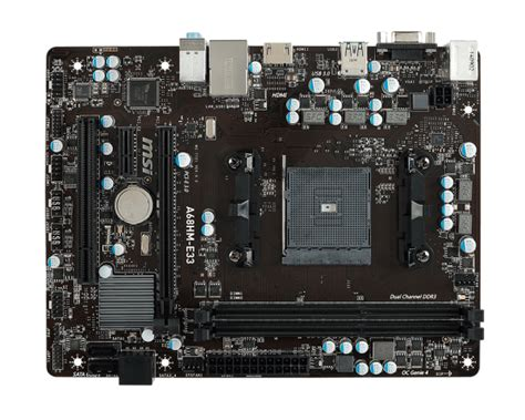 Motherboard Mainboard Fm2a68m Dg3 Asrock Fm2 A68m Ddr3 a68hm e33 msi motherboard the world leader in
