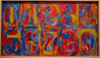 jasper johns numbers in color by the numbers jasper johns regis