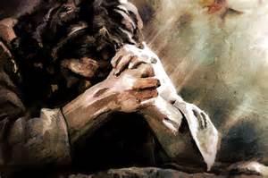 garten gezemaneh in agony he prayed jesus in gethsemane painting
