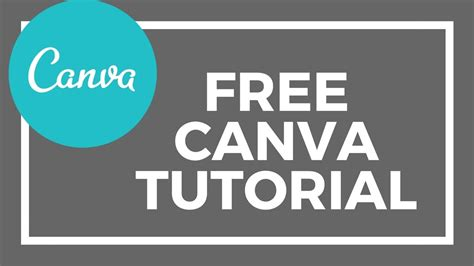 canva unsubscribe easy canva tutorial use canva com for free to create