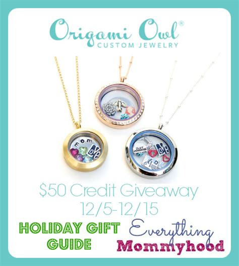 Origami Owl Events - origami owl 50 credit giveaway review ends 12 15