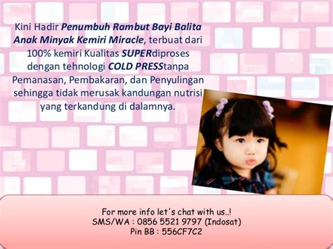 Minyak Kemiri Cap 3 Anak Untuk Bayi jual minyak kemiri untuk bayi 0856 5521 9797 indosat