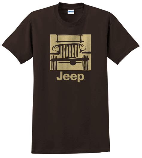 Jeep Shirts All Things Jeep Traditional Quot C Jeep Logo Quot S T