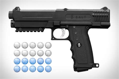 salt self defense gun