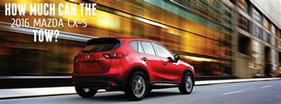 how much can the 2016 mazda cx 5 tow