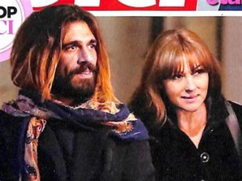 monica bellucci fidanzato monica bellucci il nuovo fidanzato 232 nicolas lefebvre