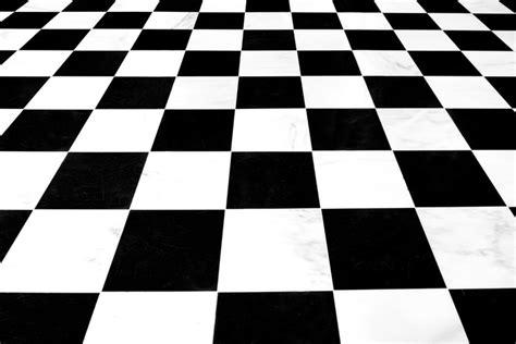 pavimento a scacchi bianco e nero carta da parati in bianco e nero a scacchi linoleum