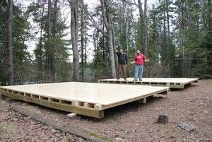 wall tent platform design 17 best images about cing platforms on pinterest
