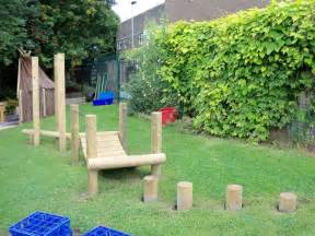 garden ideas for a complete play ground