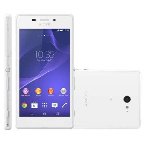 Handphone Sony Xperia M2 Aqua D2403 smartphone sony xperia m2 aqua 4g d2403 colombo