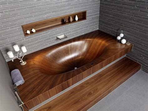 basic bathtub wooden bathtubs for modern interior design and luxury bathrooms