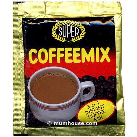 Coffeemix Sachet tea coffee details