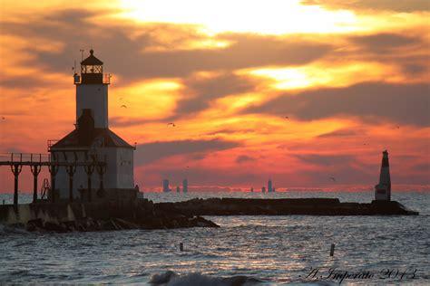 Garden City Indiana Michigan City Indiana Washington Park Lighthouse