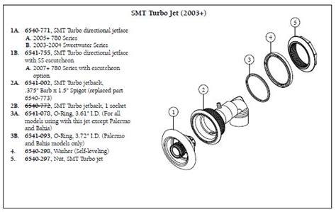 sundance spa parts diagram sundance spa smt turbo jet insert the spa works