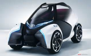 Toyota Electric Car Concept Toyota I Tril Concept Hints At Autonomous Electric City