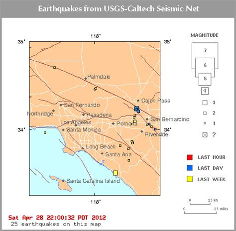 earthquake orange county the christian view in orange county life in the really