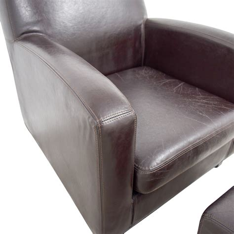 chair and ottoman ikea ikea leather chair and ottoman 52 ikea ikea bonded brown