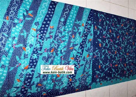 Rok Batik Tulis Madura Pagi Sore batik madura pagi sore kbm 5712 kain batik murah