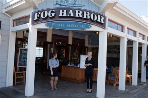 fog harbor fish house menu fog harbor fish house restaurant info and reservations