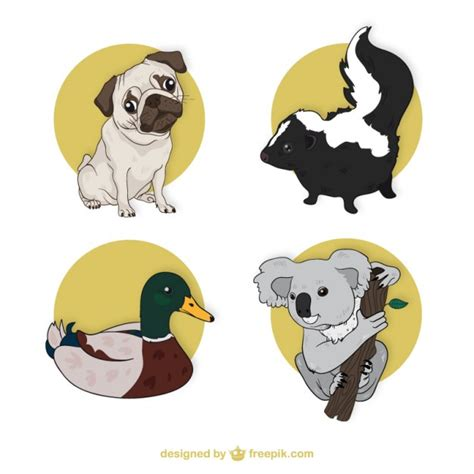 pug vector free pug vectors photos and psd files free