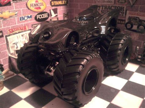 wheels monster jam batman truck 17 best images about custom 1 64 scale wheels monster