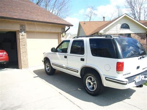 how make cars 1998 chevrolet blazer electronic valve timing buy used 1998 chevy blazer lt rwd in indianapolis indiana united states for us 5 000 00