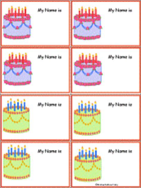 printable happy birthday name tags party name tags to print enchantedlearning com
