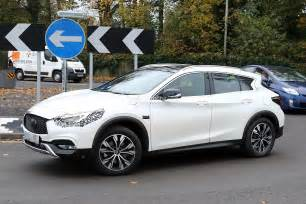 Infinity Qx30 2017 Infiniti Qx30 Crossover Spied With Virtually No