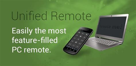 unified remote apk ingenious and uses for your android phone