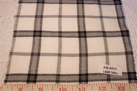 Plaid Patchwork - madras plaid flannel twill madras fabric patchwork
