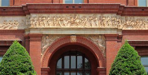frieze pattern history file national building museum frieze jpg