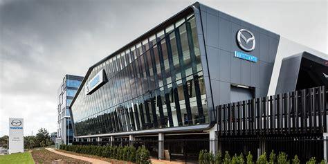 mazda headquarters new home hiroshima rewards mazda australia goautonews