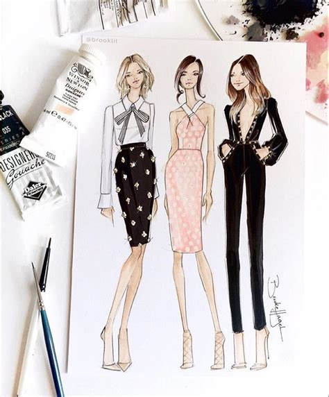design fashion girl sketches of fashion girls www imgkid com the image kid