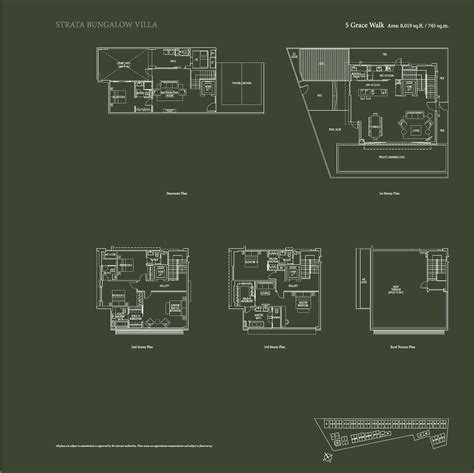 verdana villas floor plan house 5 verdana villas