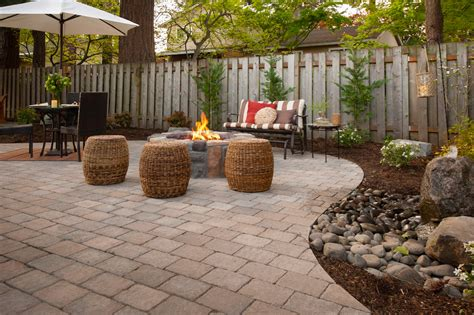 Beautiful Patio Pavers method Portland Traditional Patio