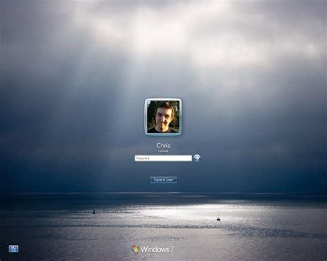 set  custom logon screen background  windows
