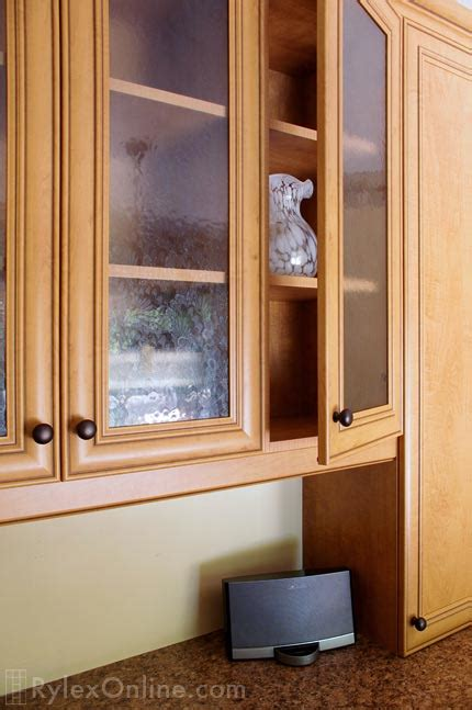 kitchen cabinet door glass inserts kitchen desk new city ny rylex custom cabinetry closets