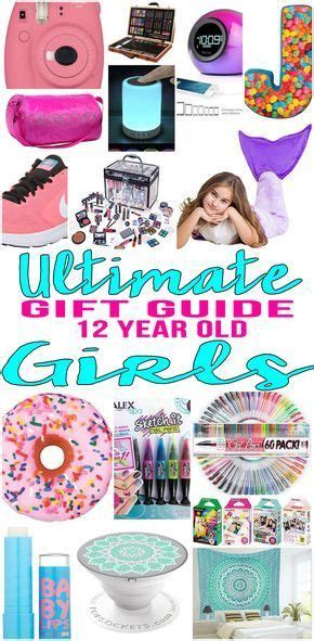 best gifts for 12 year gift ideas tween gifts birthday gifts for