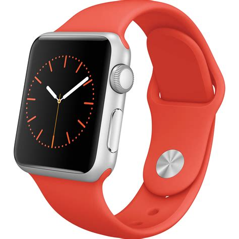 Apple Sport 38mm apple sport 38mm smartwatch mlcf2ll a b h photo