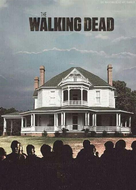 hershel house hershel s house the walking dead pinterest