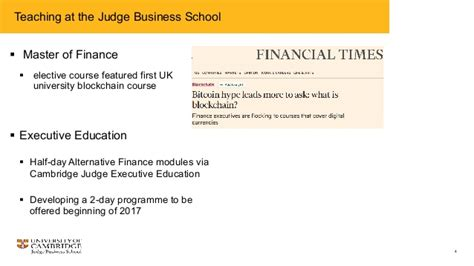 Cambridge Mba Modules by Garrick Hileman Introducing The Cambridge Global