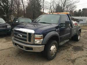 2008 Ford F550 Ford F550 2008 Wreckers