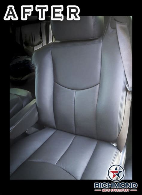 2007 silverado leather seat covers 2003 2007 chevy silverado lt ls z71 leather seat cover