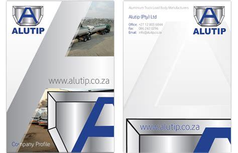 motif pattern and profile company profile designers business profile designers