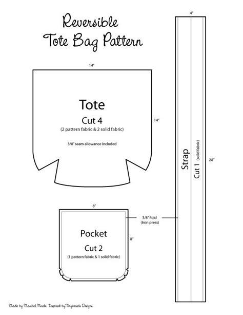 diy reversible tote bag tote bag patterns tote bag and