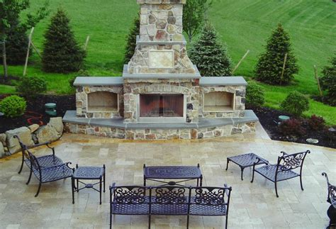 outdoor rooms and outdoor fireplaces fall s best outdoor estate veranda outdoor fireplaces usa ibd outdoor rooms