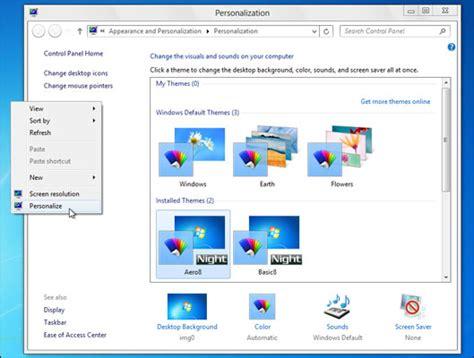 themes for windows 7 like windows 8 how to make windows 8 look and feel like windows 7