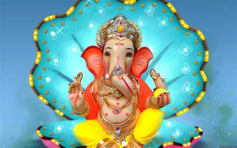 ganpati wallpaper laptop ganesh images hd wallpaper free download