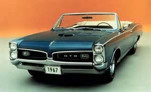 1967 Gto Pontiac Car And Driver